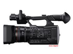 ONE: Sony presenta la videocámara 3CMOS PXW-X160 para grabaciones en HD