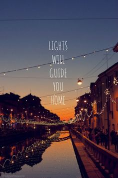 lights will guide you home and ignite your bones and i will try to fix you coldplay.