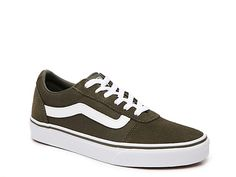 27489394897 Women Ward Lo Suede Sneaker - Women s -Olive Green Other Outfits