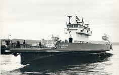 Ferry Boat, Boat Plans, Washington State, West Coast, Seattle, Sailing, Coastal, Island, History