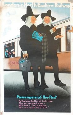 Passengers of the Past, LNER, Austin Cooper, 193?