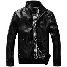 Partiss Men's Cool Outerwear on Holiday Sale Large,1 Black Partiss http://www.amazon.com/dp/B01739I9DK/ref=cm_sw_r_pi_dp_Y1-xwb1N54DNZ