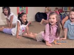 Children's Exercise DVD: Scooter & Me- Fun Yoga Video for Kids ages Pres...