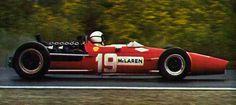 Bruce McLaren, Mosport 1967, McLaren M5A