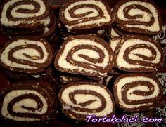 rolat od cokolade i kafe Rolat od cokolade i kafe