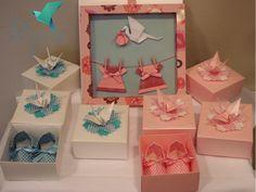 Lina Origami: Lembrancinha de Maternidade