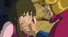 Screencap Gallery for Tales from Earthsea Bluray, Studio Ghibli). People are beginning to act strange. What's even more strange is that people are A Wizard Of Earthsea, Tales From Earthsea, Satoshi Kon, Isao Takahata, Studio Ghibli Movies, Fantasy Films, Hayao Miyazaki, Picture Photo, Manga Anime