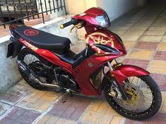 Yamaha CRYPTON-X135 Full extra '09 - 1.800 EUR Crypton Yamaha, Motos Yamaha, Motosport, Motorbikes, Racing, Vehicles, Motorcycles, Amp, Custom Motorcycles