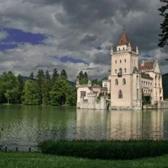 Anif Castle, Austria  Beautiful Austria  http://www.travelandtransitions.com/austria-travel/