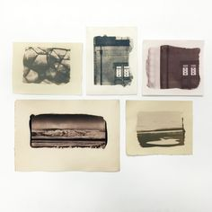 Candi Jiang Photography - Historical Experimental Process - Cyanotype Toning