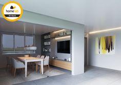 Eetkamer en leefruimte project Zonhoven #renovatie #homelabprojects #3D #renovatieplatform