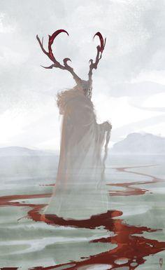 """The Stagman Ghost"" - Dimitri Armand"