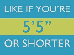 Like it if you are shorter