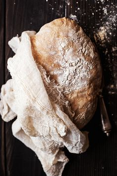 Tuscan Bread - after spending months having nothing but this salt-free bread for breakfast (which led to my obession with nutella), i don't know that I really want to try this recipe, but I wanted to pin it anyway