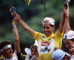 Stephen Roche, 1987 Tour de France winner, first ever from Ireland