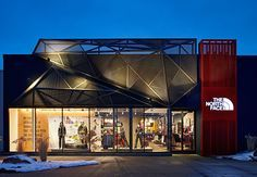 The North Face by Gensler, Indianapolis » Retail Design Blog