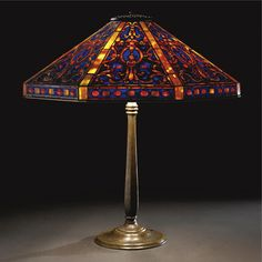 tiffany studios eli ||| 20th century design ||| sotheby's n08422lot3msyyen