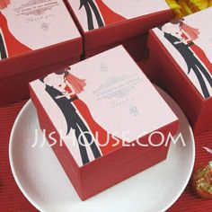Favor Holders - $5.99 - Classic Square Favor Box (Set of 12) (050005922) http://jjshouse.com/Classic-Square-Favor-Box-(set-Of-12)-050005922-g5922