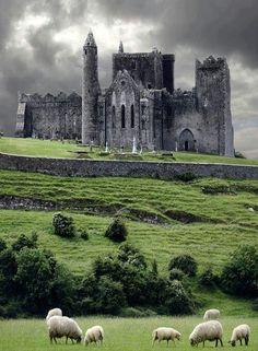 Rock of Cashel- Ireland