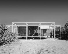 Walker Guest House / Sanibel Island. Image © Ezra Stoller / Esto