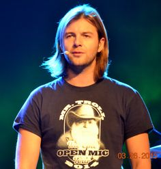 Keith Harkin at the Milwaukee, WI Sound Check Party March 26, 2015 From the Very Best Of Tour