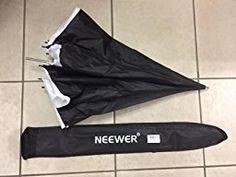 "Amazon.com : Neewer 43"" Diameter Photography Studio Collapsible Reflective Softbox Umbrella : Electronics"