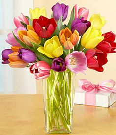 These flowers from Proflowers are beautiful.... one can wish...