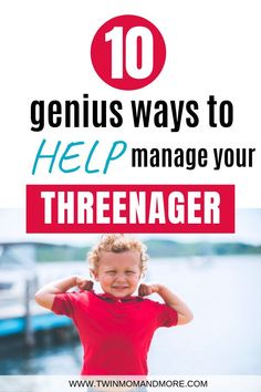 How to Manage Your Three Year Old: Right when you think you've made it through the terrible twos, you're hit with a threenager. Three year olds can be terribly unpredictable and emotional. Here are essential tips to help you handle your 3 year old! Discipline 3 Year Old, Toddler Discipline, Positive Discipline, Parenting Classes, Good Parenting, Parenting Hacks, Parenting Styles, Parenting Ideas, Parenting Quotes