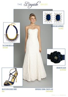The Bayside Bride | What to Wear to a Wedding
