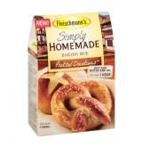 6 Boxed Baking Mixes that Taste Homemade | Real Simple. Why aren't pretzel rolls in all the supermarket bakeries?  They are awesome!