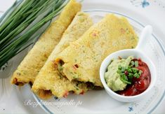 Chilla – doskonałe indyjskie placki owsiane z warzywami.  Bezglutenowe, wegańskie, pyszne.  – Bezglutenowe jadło Mexican Food Recipes, Vegetarian Recipes, Healthy Recipes, Ethnic Recipes, Healthy Food, Salty Foods, Magic Recipe, Oriental Food, Gluten Free Recipes