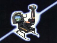 The lost thrill of the cockpit arcade cabinet!  I loved this game!  I wish I could find one.