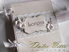 Dolce Vitta Convites: Livro de Assinaturas