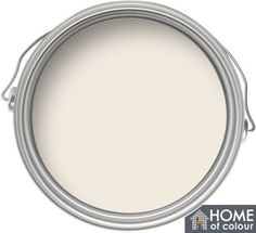 Home of Colour Antique Ivory - Matt Emulsion Paint - 75ml Tester