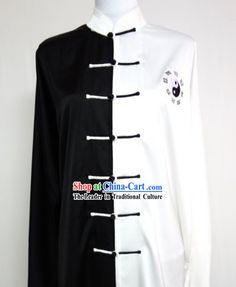 Unique Design Silk Kung Fu Martial Arts Tai Chi Uniform #73 - $149.00