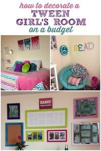 My daughter turned 10 this past February and we decided it was time for a room remodel. Her previous room was all baby pink and light green and totally not her style. She's grown into a fun, energetic,...