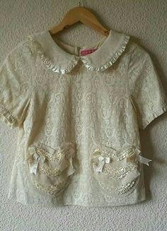 Compra mi artículo en #vinted http://www.vinted.es/ropa-de-mujer/camisas/676803-camisa-lazos-manoush