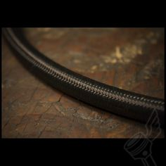 "1/4"" Black Buna-N Nitrile Rubber High-Pressure Fuel Line | Buna-N High Pressure Fuel Line"
