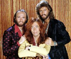 The Bee Gees; R.I.P Robin Gibb