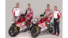 The Ducati Superbike Team