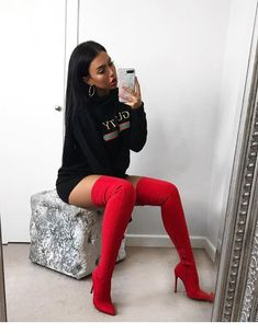 Find images and videos about fashion, style and outfit on We Heart It - the app to get lost in what you love. Boujee Outfits, Trendy Outfits, Fall Outfits, Fashion Outfits, Womens Fashion, Fashion Ideas, Fashion Killa, Look Fashion, Fashion Black