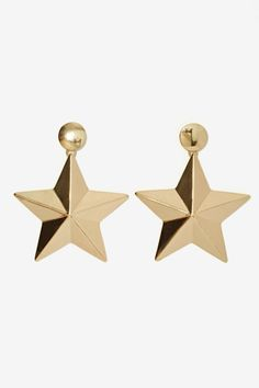 Star Power Earrings | Shop What's New at Nasty Gal