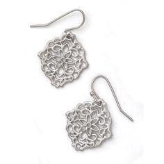 Lia Sophia diary earrings -- own them and love them!