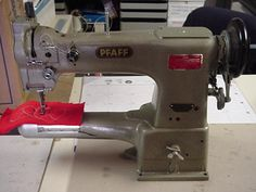 Batavia Jeans Studio: Darning Machine Update