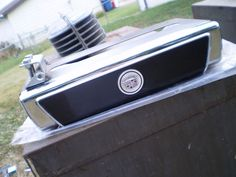 RARE NOS NEW  1961- 70 Cadillac Accessory Dash Mounted Tissue Dispenser
