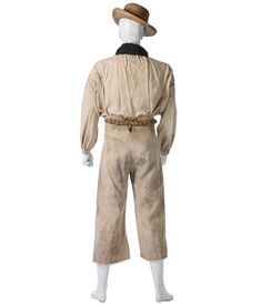 BRITISH ROYAL NAVY SAILOR'S HOT WEATHER CLOTHING | Eastern Costume : A Motion Picture Wardrobe