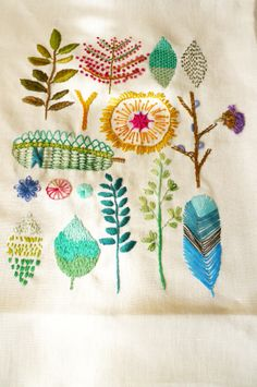 stitch,embrodering