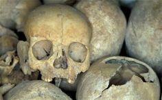 UK Vampire Burial Site