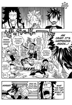 Fairy Tail Ch.462.5 Page 6 - Mangago