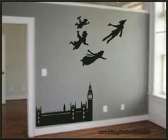 Peter Pan in my room